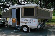 2005 Jayco Dove Outback Renmark Renmark Paringa Preview