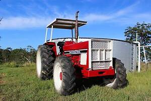 International 844S tractor - RECENTLY REFURBISHED Kempsey Kempsey Area Preview