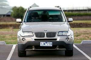 2007 BMW X3 AWD Automatic Ascot Vale Moonee Valley Preview