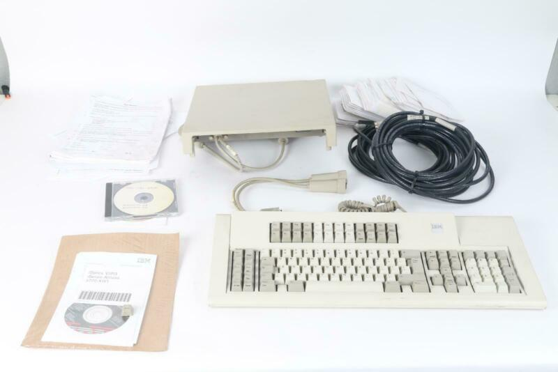 AS IS IBM 3488-V InfoWindow II Display Station
