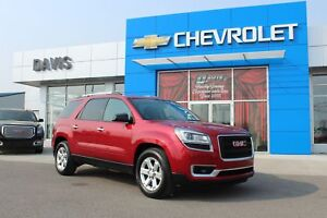 2014 GMC Acadia SLE1 SEATS 8, GREAT FAMILY VEHICLE