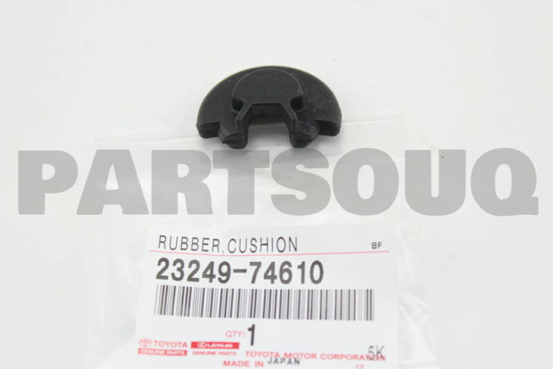 2324974610 Genuine Toyota Rubber, Cushion(for Fuel Pump) 23249-74610