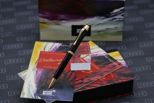Montblanc Voltaire Writers Limited Edition Mechanical Pencil - UNUSED
