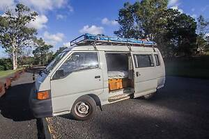 Mitsubishi Express Van/ Camper (Roadworthy Certificate inc.) Cairns Cairns City Preview