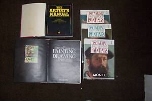 Art books - 2 vintage books plus some magazines Berkeley Vale Wyong Area Preview