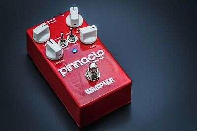 Wampler Pinnacle Distortion V2 Guitar Effect Effects Pedal NEW