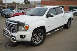 2015 GMC Canyon 4WD SLT Truck - Running Boards Bluetooth
