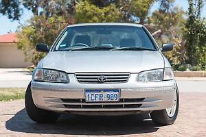 Silver 2002 Toyota Camry Sedan For SALE! Greenwood Joondalup Area Preview