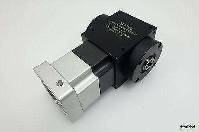 Ac Servo Motor 2400w Angle Hollow Shaft Gear Boxspg Sbt065ph Ratio 51 Red-i-83