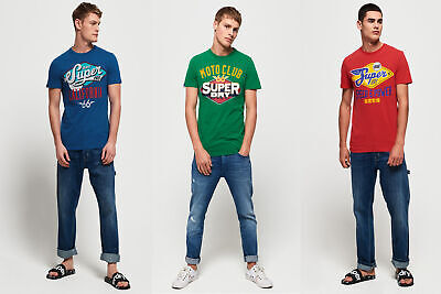 Superdry Mens Reworked Classic Lite T-Shirt