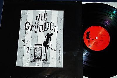 Wetter-vinyl (Die Gründer - Schlagende Wetter  Vinyl  LP  D'89   mint-)