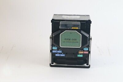 Fujikura Fsm-16s High Speed Arc Fusion Splicer With Case