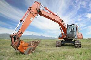 Hitachi ZAXIS ZX200 Excavator Central West Area Preview