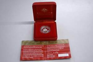 2008 $1 Fine Silver Proof Coin, Lunar Series, Royal Aus Mint Nerang Gold Coast West Preview