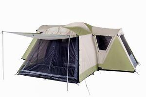 Oztrail latitude family tent