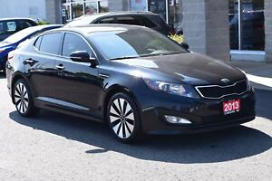 2013 Kia Optima SX NAV | PANORAMIC SUNROOF | TURBO