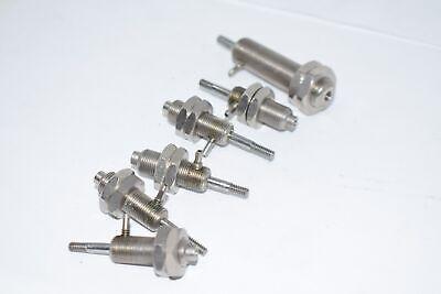 Lot Of 6 New Watson Mini Pneumatic Cylinders