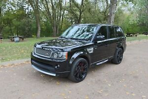 2011 Range Rover Sport Autobiography SC Supercharged Overfinch