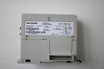 Allen Bradley 4 Axis Sercos Interface Module 1768-m04se Ser A Fw Rev 15.37