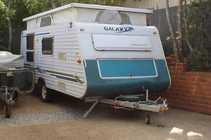 URGENT! 2004 6, 4 or 2 berth (bunks) family caravan w shower & toilet