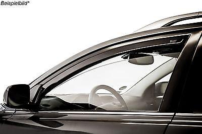 Windabweiser passend für Mercedes C-Klasse CL 203 2000-2006 vorne rechts & links
