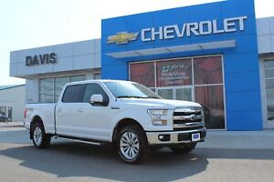 2016 Ford F-150 Lariat HEATED AND COOLED SEATS, LEATHER