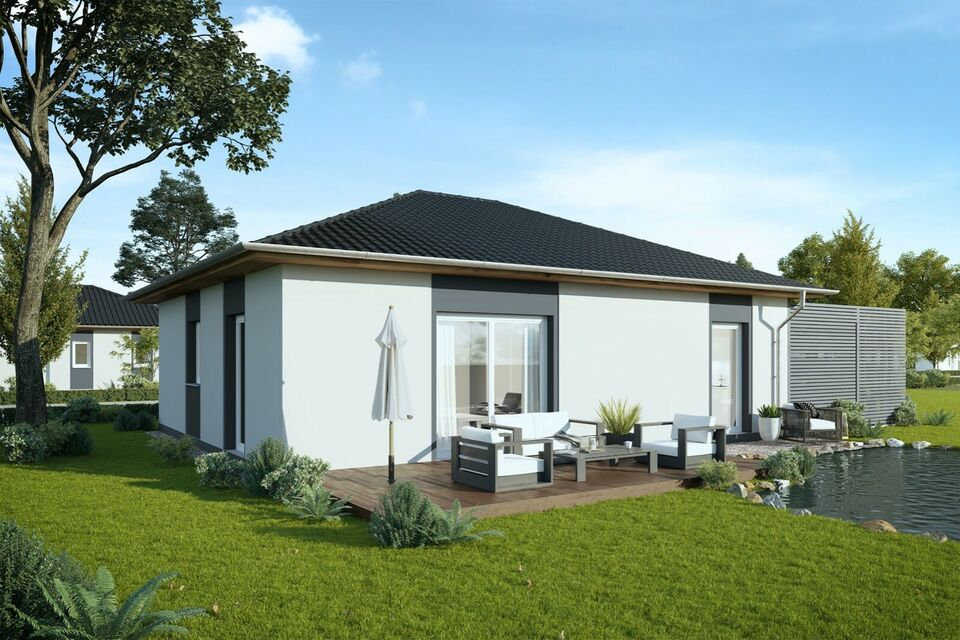 Seniorenwohnsitz Neubau Mücheln in Sachsen-Anhalt - Mücheln (Geiseltal)