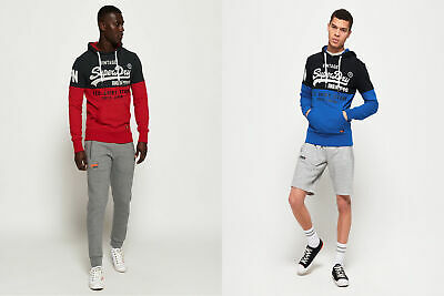 Superdry Sweat Shirt Store Panel Lite Hoodie