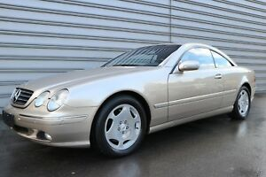 Mercedes-Benz CL 600 original 26.300 KM!!!