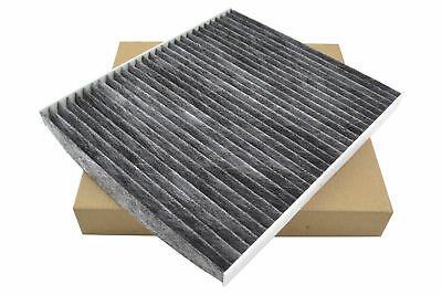 Fit for Hyundai Veloster Tucson Genesis Coupe Accent Cabin A/C Air Pollen Filter