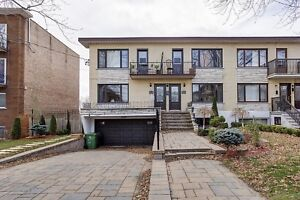 4 1/2 a louer/for rent in NDG.