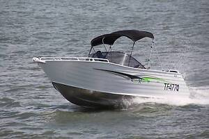 Trailcraft CrossSport 570 (19ft) Bow Rider Wynnum Brisbane South East Preview