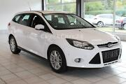 Ford Focus Turnier 2.0 TDCI POWERSHIFT TITANIUM