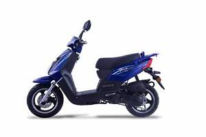 VOODOO 50CC SCOOTER DRIVE ON A CAR LICENCE