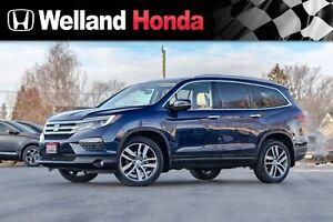 2016 Honda Pilot Touring | ACCIDENT FREE | ONE OWNER