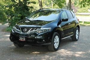 2013 Nissan Murano SL AWD | Leather | Sunroof
