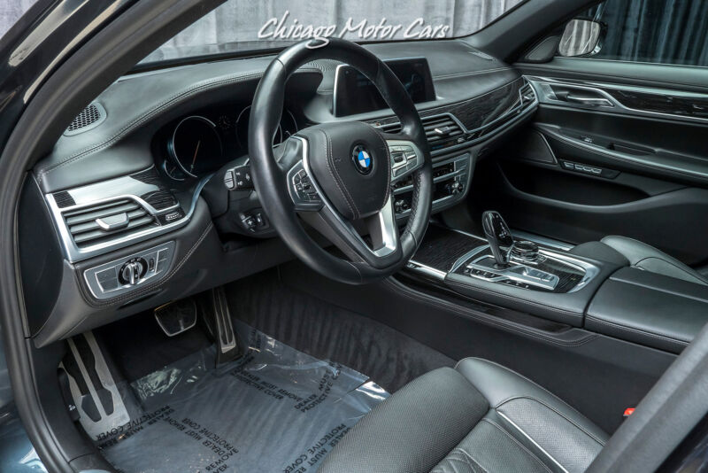 Image 9 Voiture Européenne d'occasion BMW 7-Series 2018