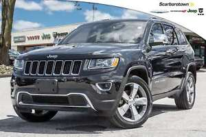 2016 Jeep Grand Cherokee Limited+NAV+ROOF+MORE
