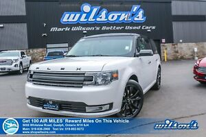2018 Ford Flex SEL AWD Appearance Package, Leather, Navigation,