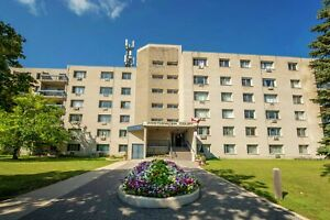 One-Bedroom Suites Available near the University of Manitoba