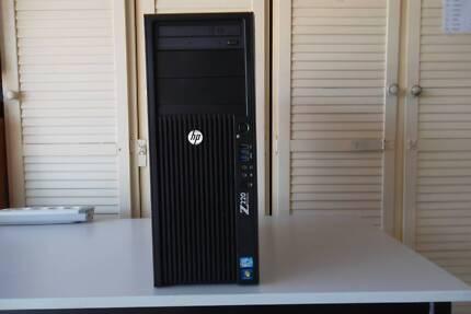 HP Z220 CORE i7 3770@ 3.4GHZ 8GB RAM 500HD WIN 10 PRO
