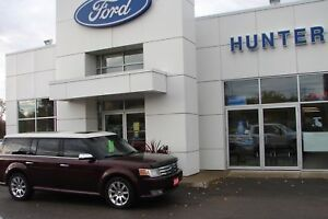 2009 Ford Flex Limited mint and loaded