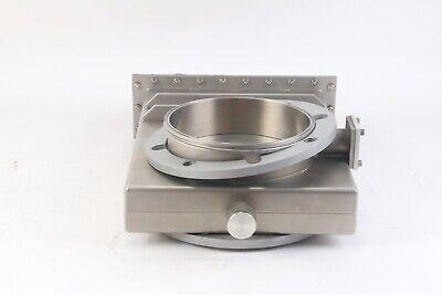 Varian 951-5210 8 Stainless Steel Vacuum Gate Valve