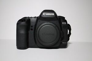 Canon EOS 5D Mark II Full Frame DSLR