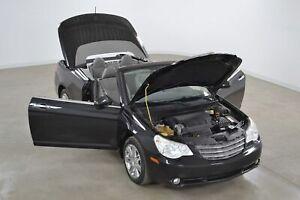 2008 Chrysler Sebring Limited Convertible Tres Bonne Condition !