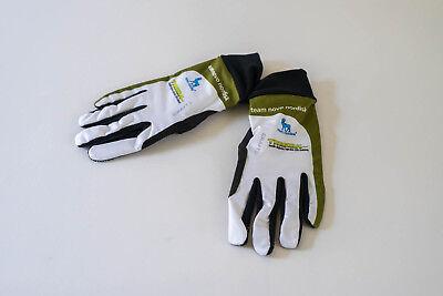 New 2017 Mens Craft Team Novo Nordisk Tresiba Ebc Winter Gloves  White  Size M