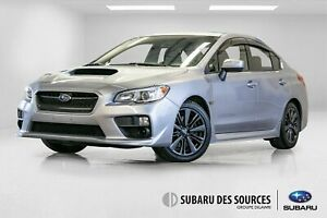 2016 Subaru WRX Sieges Chauffants, Camera