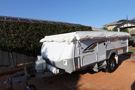 JAYCO FLAMINGO OUTBACK 2009 Victoria Point Redland Area Preview