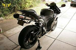 Honda CBR600RR 2009 Black Carlingford The Hills District Preview