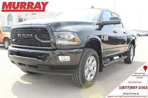 2018 Ram 2500 LARAMIE *SPORT APPEARANCE! 5TH WHEEL/GOOSENECK PRE